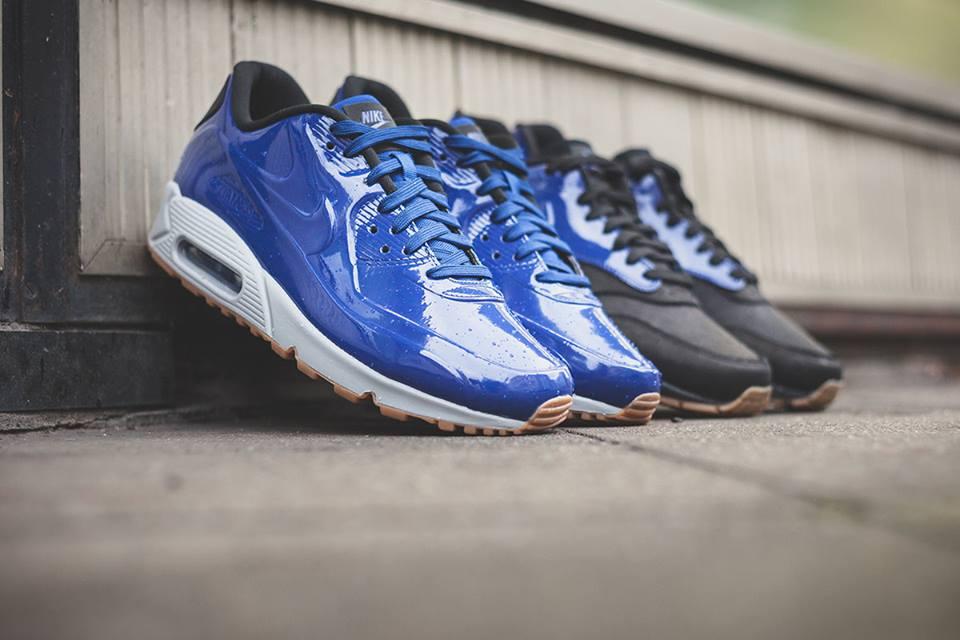 deep royal blue nike airmax 5 nike airmax vt qs pack - deep royal blue nike airmax 5 1 - Nike Airmax VT QS Pack Tampil Gagah Dengan Warna Deep Royal Blue