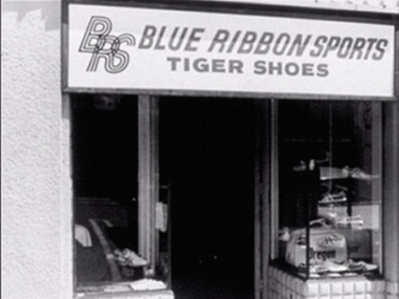 blue ribbon sport, sejarah nike sejarah nike - Sejarah Perkembangan Brand Nike