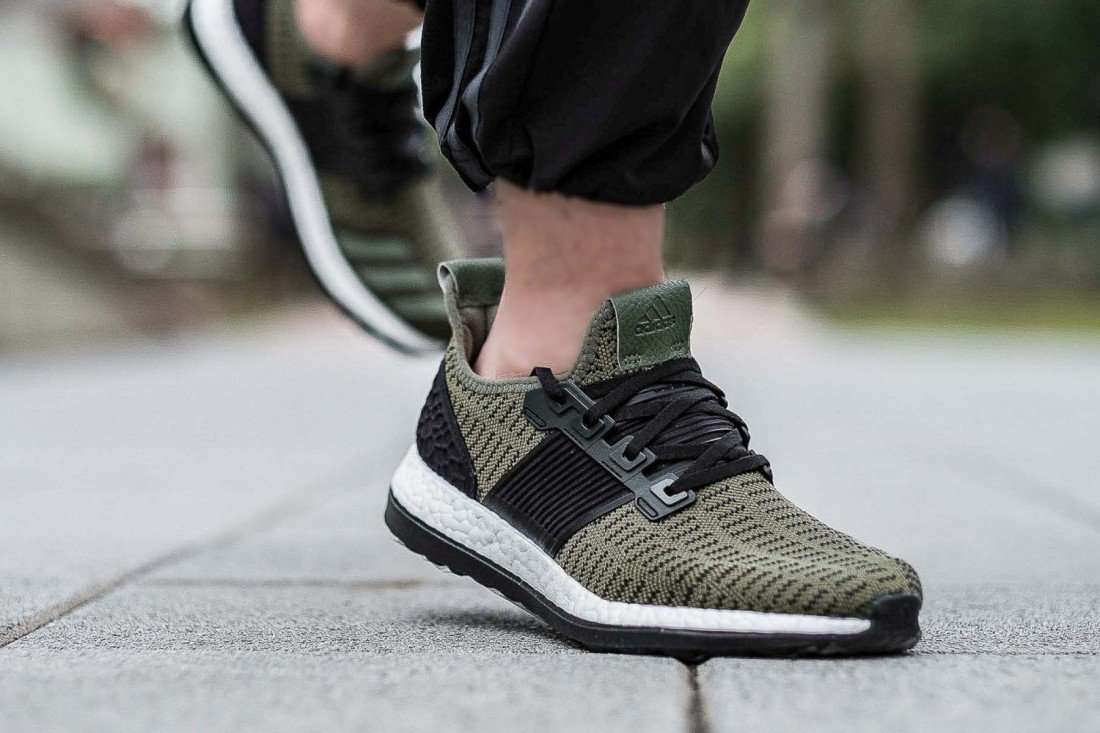 Adidas Ado Pure Boost ZG One Day Collection Olive adidas ado pure boost zg one day collection - Adidas Ado Pure Boost ZG One Day Collection
