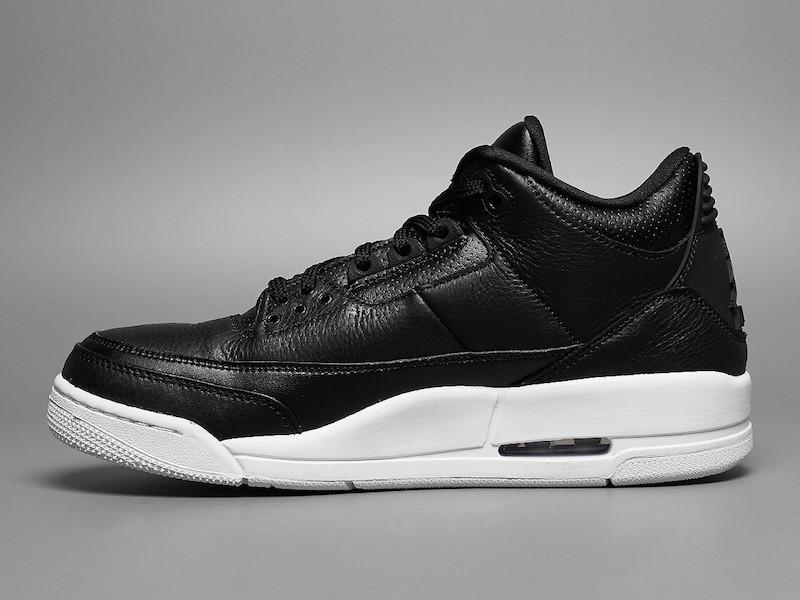 air-jordan-3-cyber-monday-black-white-release-details-1 sepatu sneakers - Sepatu Sneakers Terbaru 2020