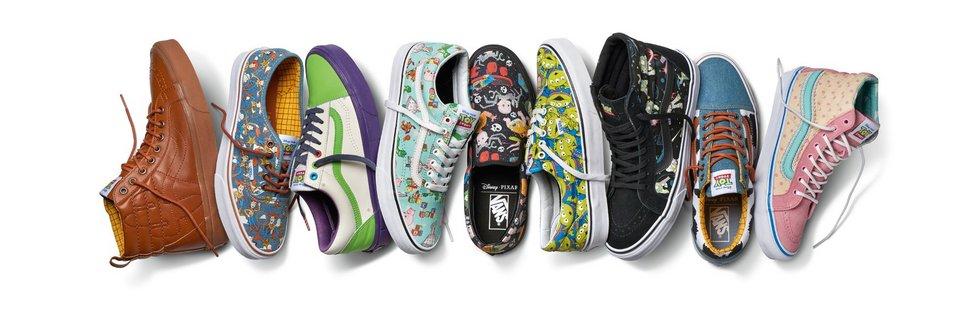 sepatu vans sepatu vans x toy story - ho16 classics toystory fw line 1 - Sepatu Vans x Toy Story Telah Dirilis