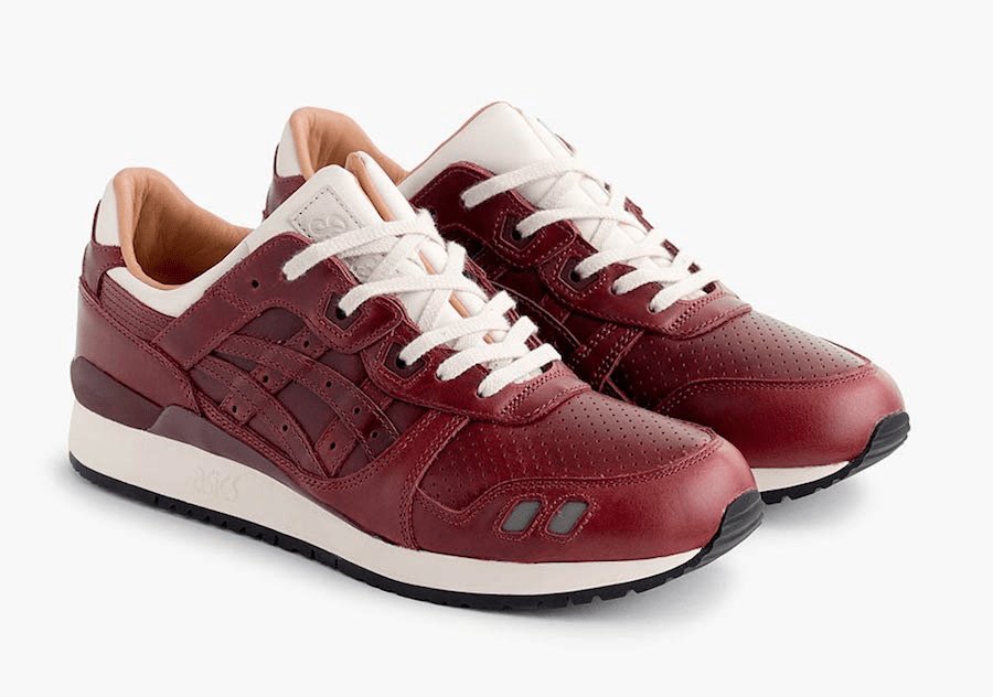 packer shoes asics - img 5a20232969e45 - PACKER SHOES Merayakan HUT ke-110 dengan J.CREW DAN ASICS GEL LYTE III