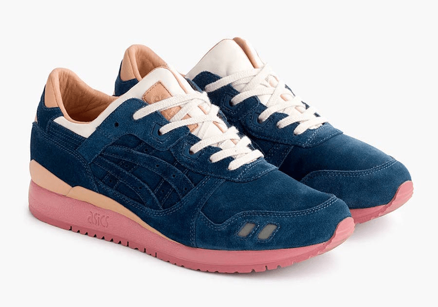 packer shoes asics - img 5a2023b3f32f1 - PACKER SHOES Merayakan HUT ke-110 dengan J.CREW DAN ASICS GEL LYTE III