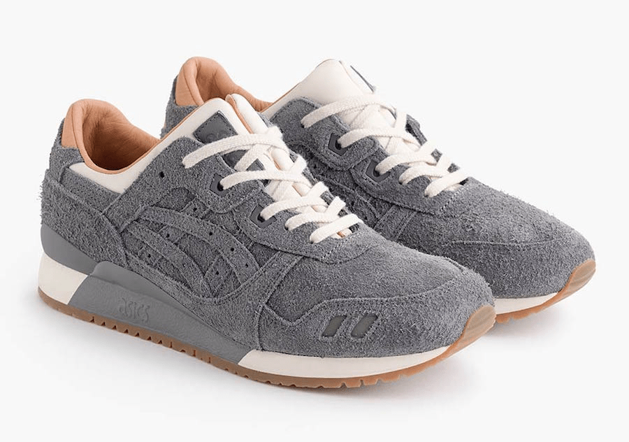 packer shoes asics - img 5a2023e45244c - PACKER SHOES Merayakan HUT ke-110 dengan J.CREW DAN ASICS GEL LYTE III