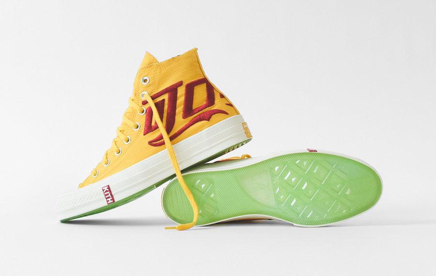 kith coke converse - Sneaker kolaborasi terbaru KITH x Coke x Converse Chuck Taylor