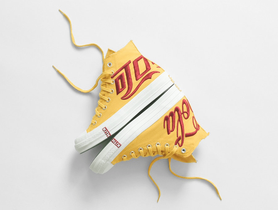 kith coke converse - img 5b7355e3a8952 - Sneaker kolaborasi terbaru KITH x Coke x Converse Chuck Taylor
