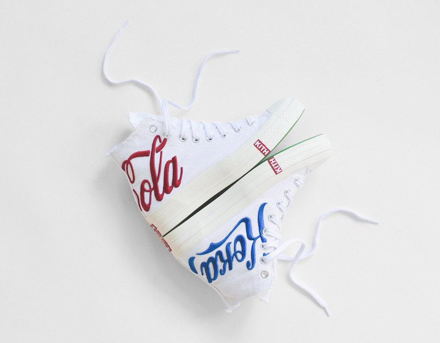 kith coke converse - img 5b73560ee46f5 - Sneaker kolaborasi terbaru KITH x Coke x Converse Chuck Taylor