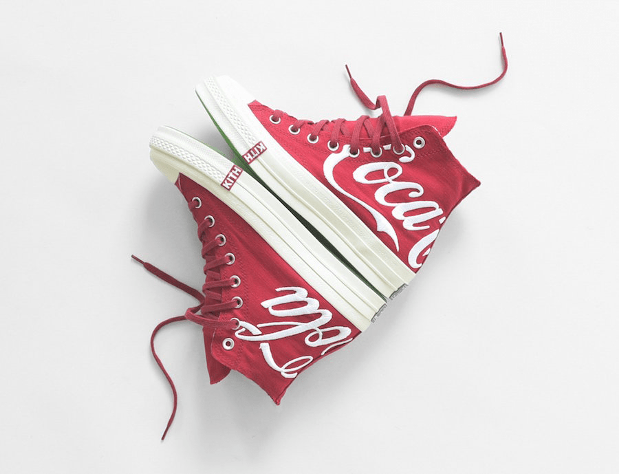 kith coke converse - img 5b735663608df - Sneaker kolaborasi terbaru KITH x Coke x Converse Chuck Taylor