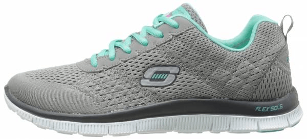 gambar merk sepatu skechers