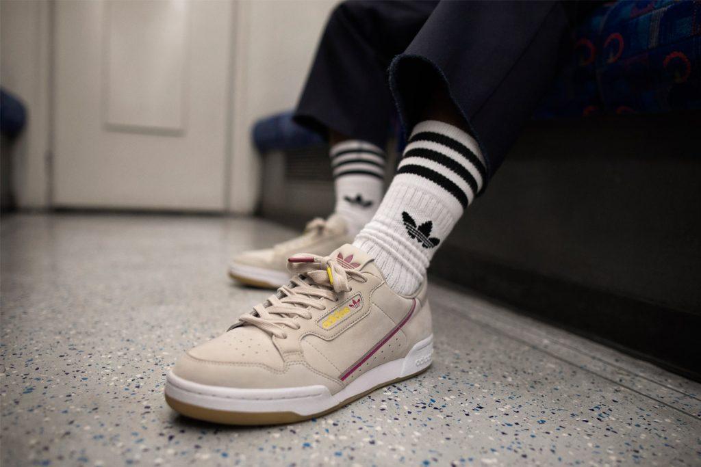 adidas originals x tfl continental 80 - Adidas Originals x TfL Continental 80