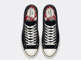 gambar sepatu Converse Lucky Star Ox