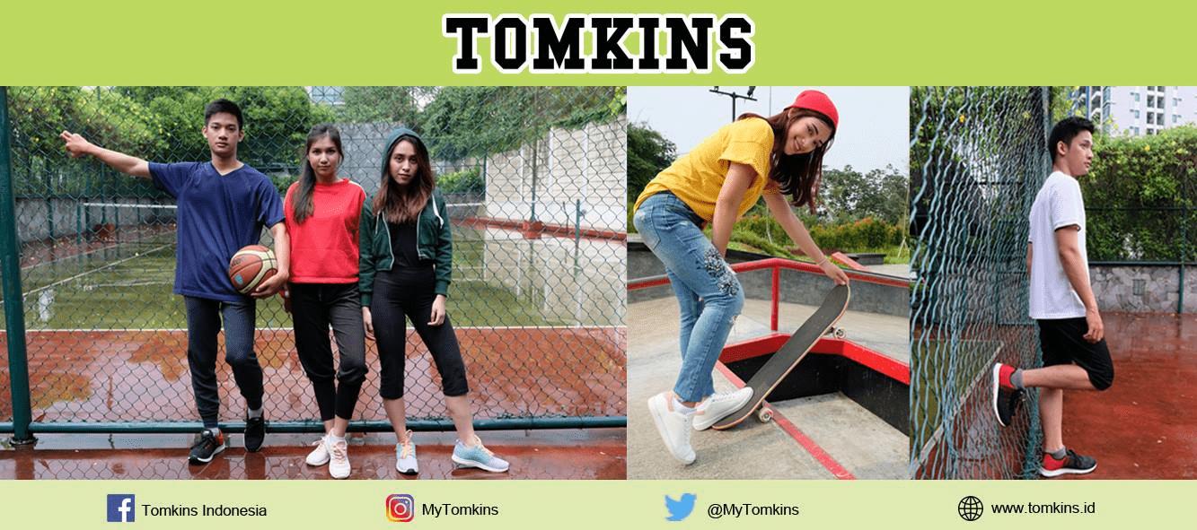tomkins sepatu indonesia - img 5cdc67c0af9a5 - 19 Merek Sepatu Indonesia Asli untuk Kamu Koleksi