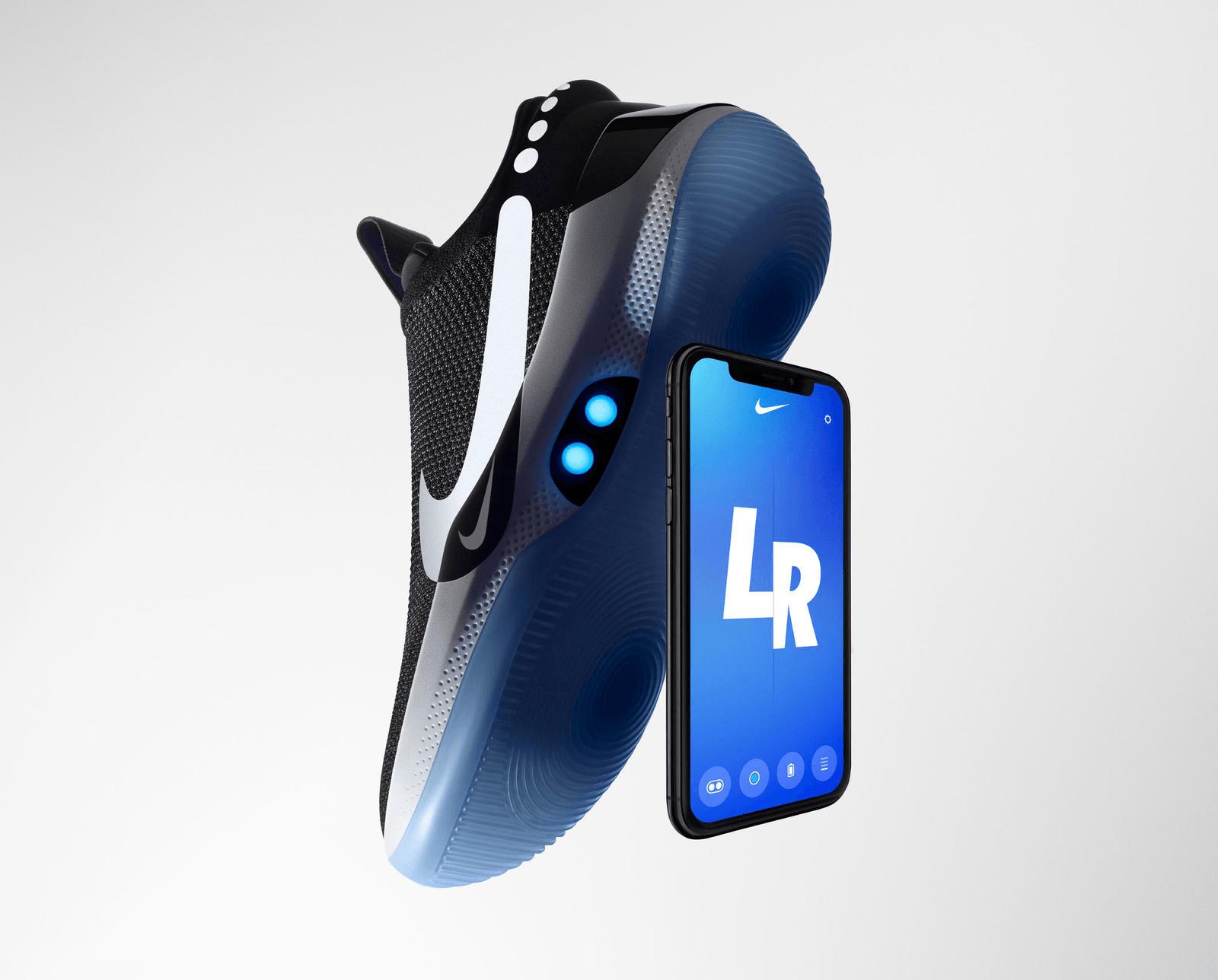 nike adapt bb - Mengulas Nike Adapt BB, Masa Depan Sepatu.