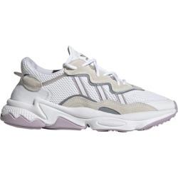 adidas Ozweego Running Shoes - White/Grey/Purple