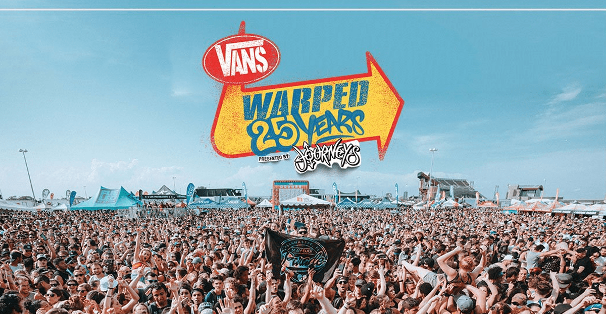 Sepatu Vans sponsori Vans Warped Tour sepatu vans ori - Harga Sepatu Vans Ori Murah Terbaru 2020