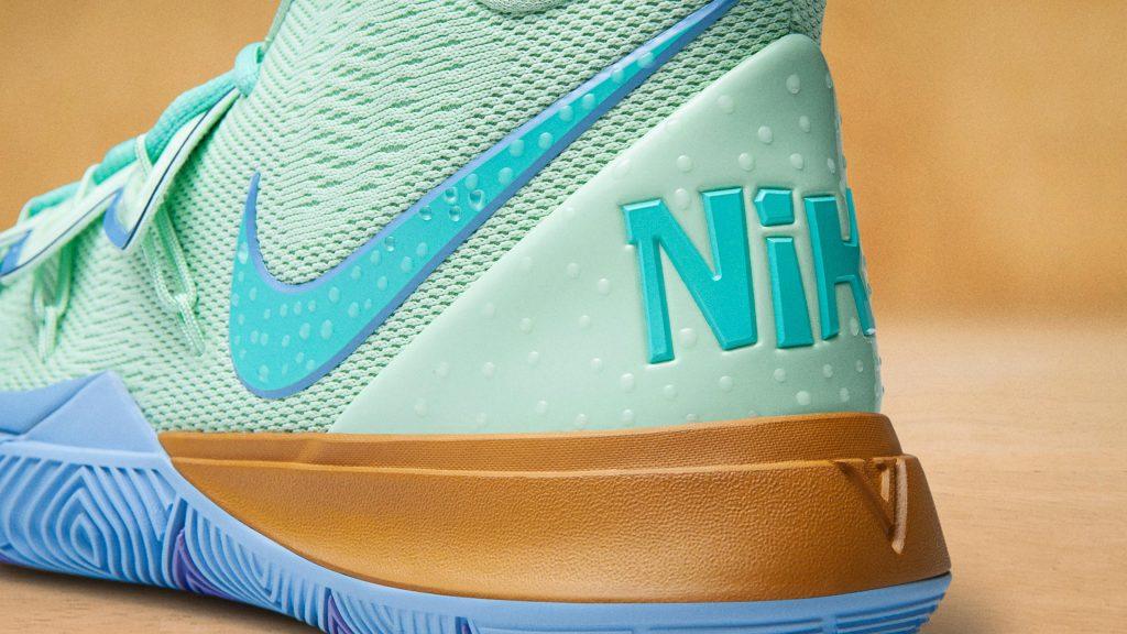 nike kyrie x spongebob squarepants - Nike Kyrie 5 Resmi Menjadi Warga Bikini Bottom