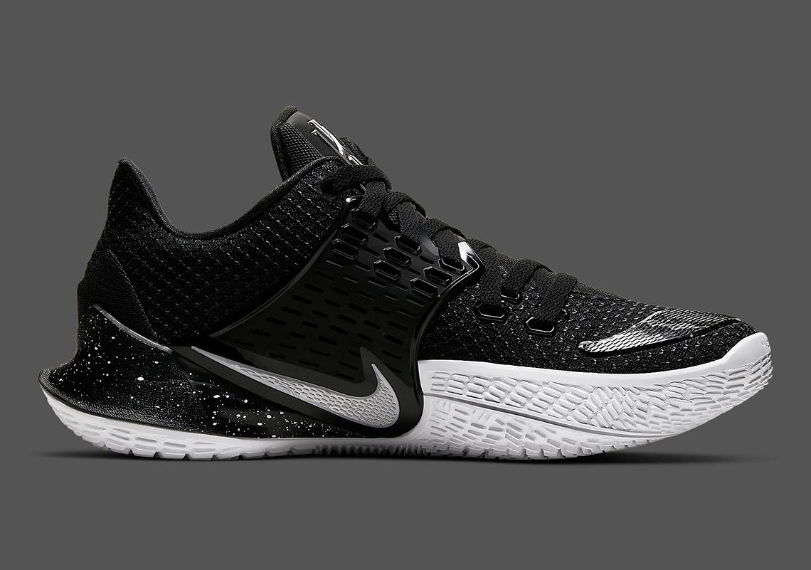 "nike kyrie low 2 ""black/metallic silver"" - img 5dc1ba3469e8c - Nike Kyrie Low 2 ""Black/Metallic Silver"""