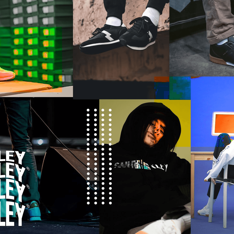 Saint Barkley sneakers lokal - 73 Sneakers Lokal Kekinian yang Keren Banget