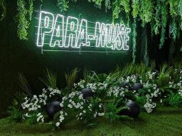 """G-Dragon PEACEMINUSONE x Nike Air Force 1 """"Para-Noise"""""""