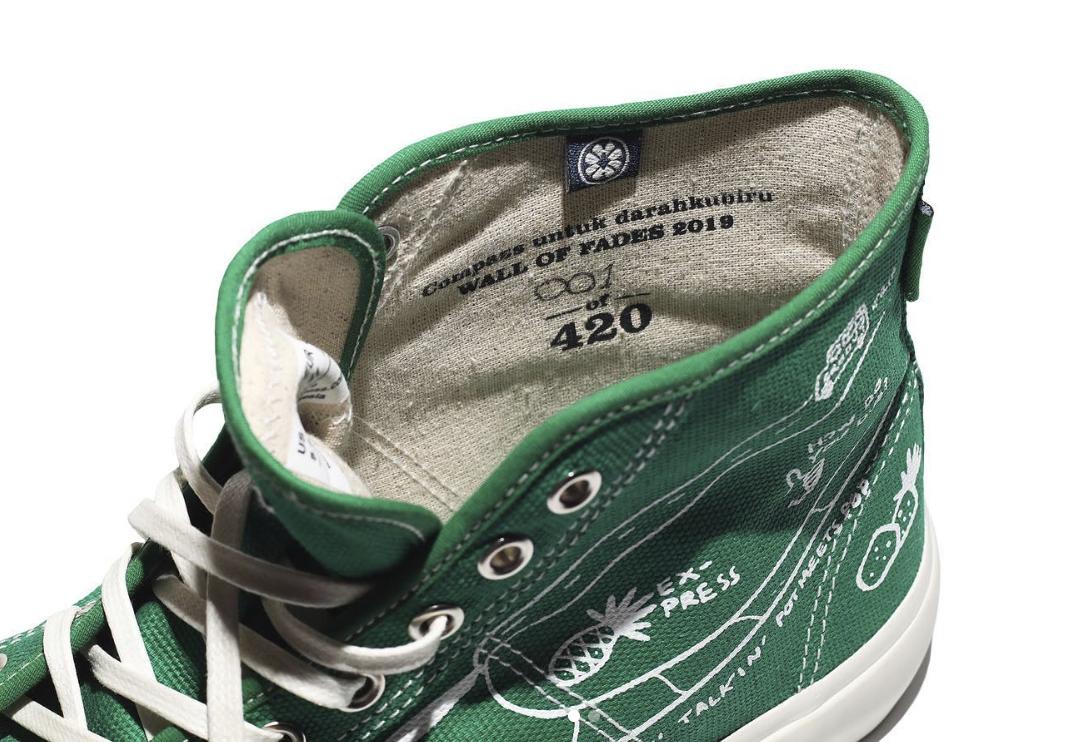 Gambar Sepatu Compass x PotMeetsPop compass sepatu - img 5df296d719bd0 - Sepatu Compass x PotMeetsPop Resmi Dirilis