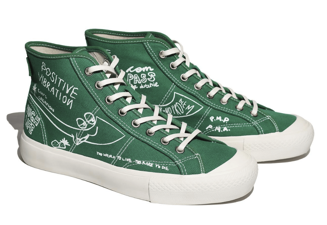compass sepatu - img 5df29702af06d - Sepatu Compass x PotMeetsPop Resmi Dirilis