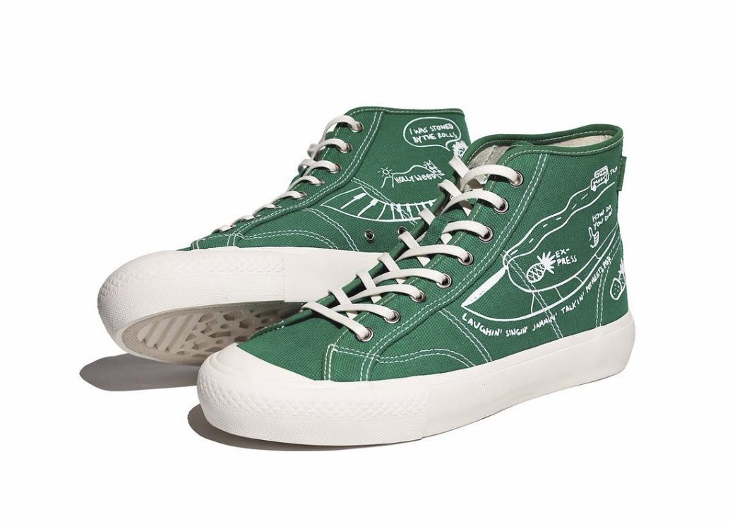 compass sepatu - img 5df29903945e8 - Sepatu Compass x PotMeetsPop Resmi Dirilis