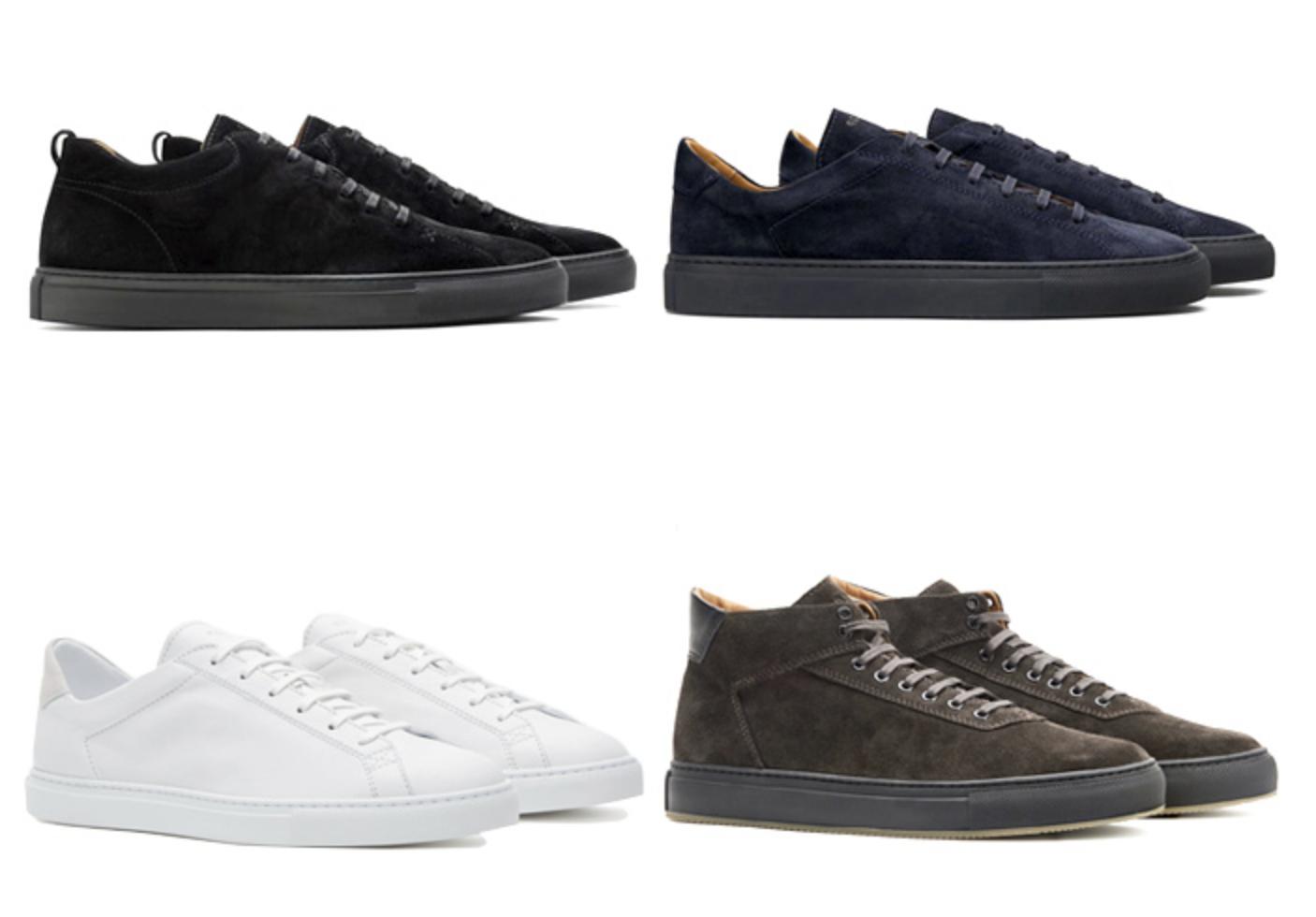 Sepatu Luxury Sneakers CQP Terbaik luxury sneakers - 14 Luxury Sneakers Terbaik dari Desainer Dunia