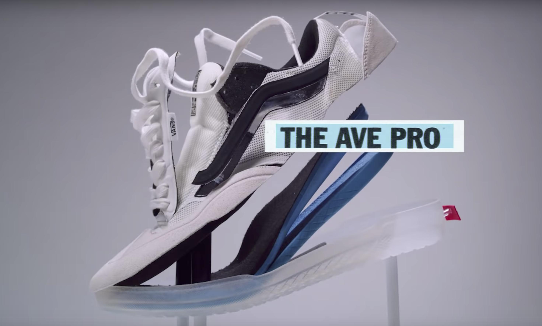 Sepatu Vans Ave Pro sepatu vans - 16 Jenis Sepatu Vans Terbaik yang Wajib Kamu Ketahui