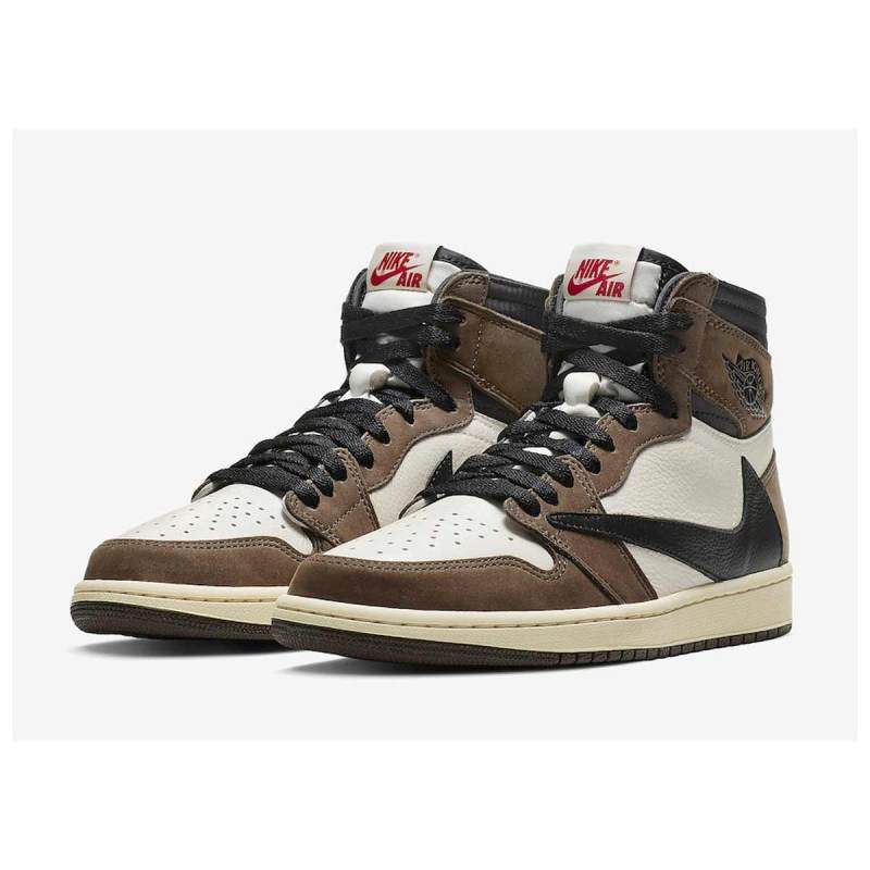 Jordan 1 High OG Travis Scott SP travis scott aj1 di flight club - jordan 1 high og travis scott sp - Flight Club Memperkenalkan Program BuyBack yang Kontroversial pada Travis Scott AJ1