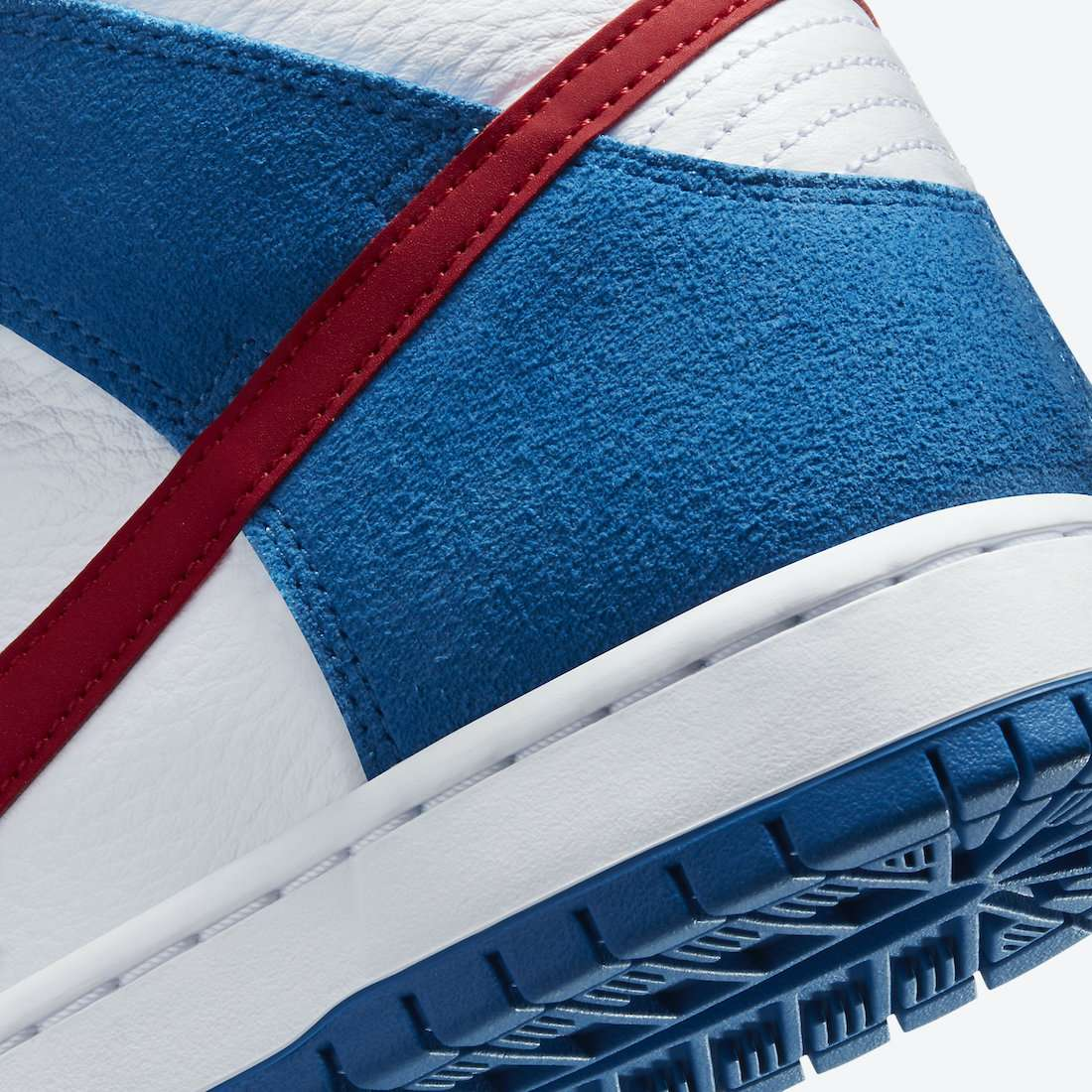 "nike sb dunk high ""doraemon"" - Nike SB Dunk High Doraemon CI2692 400 Release Date 6 - Nike SB Dunk High ""Doraemon"""