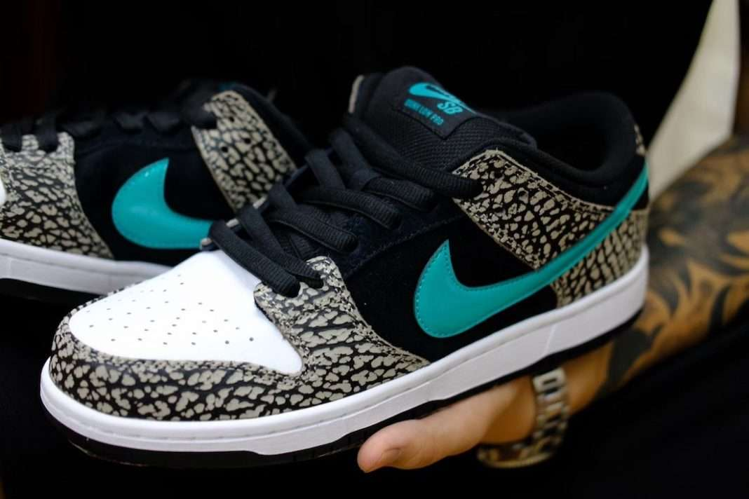 "nike sb dunk low ""elephant"" - Nike SB Dunk Low Elephant BQ6817 009 Release Date Pricing 1068x712 1 - Nike SB Dunk Low ""Elephant"""