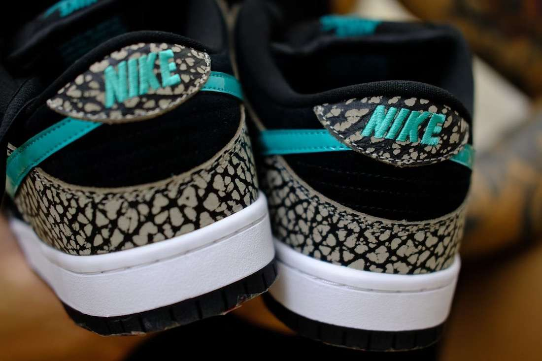 "nike sb dunk low ""elephant"" - Nike SB Dunk Low Elephant BQ6817 009 Release Date Pricing 4 - Nike SB Dunk Low ""Elephant"""